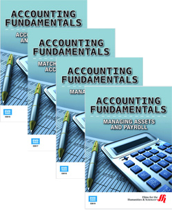 Cover Art for Accounting Fundamentals