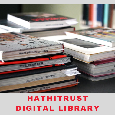HathiTrust Emergency Library