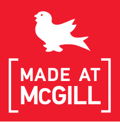 Made at McGill podcast icon with link to Dobson Centre podcast home