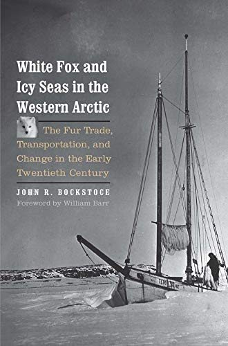 White Fox and Icy Seas in the Western Arctic cover image