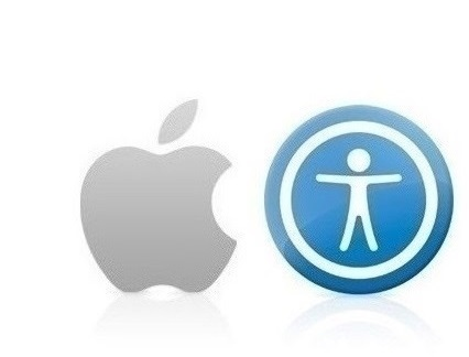 Apple Accessibility Features logo