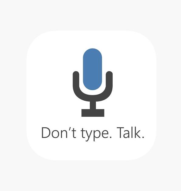 Microsoft Dictate logo