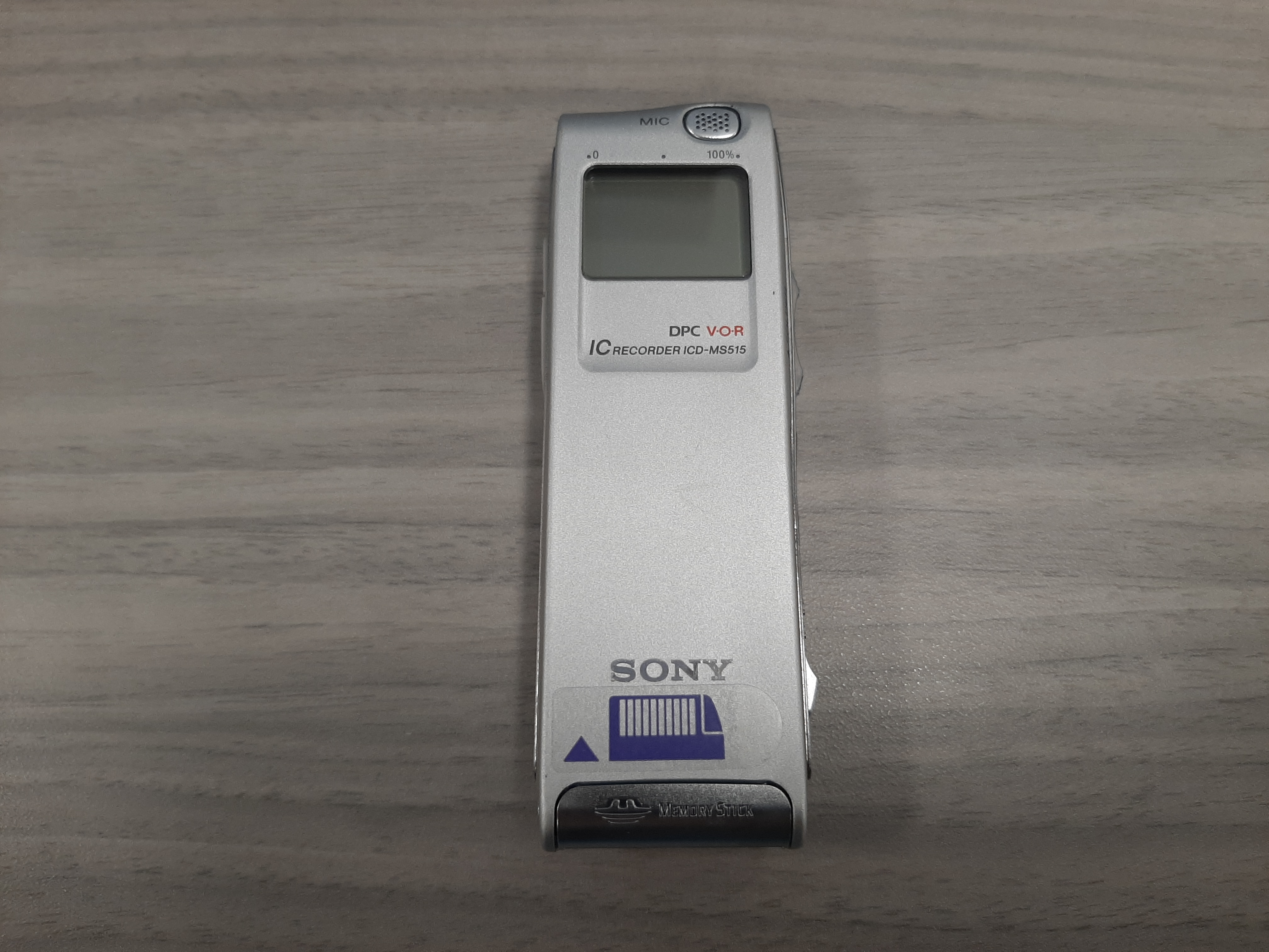 Sony IC Recorder ICD-MS515