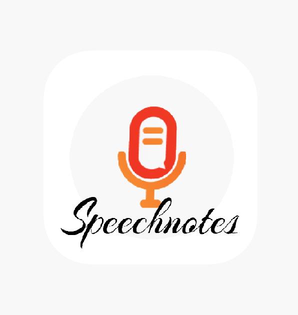 Speechnotes logo