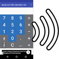 Speak n Talk Calculator logo