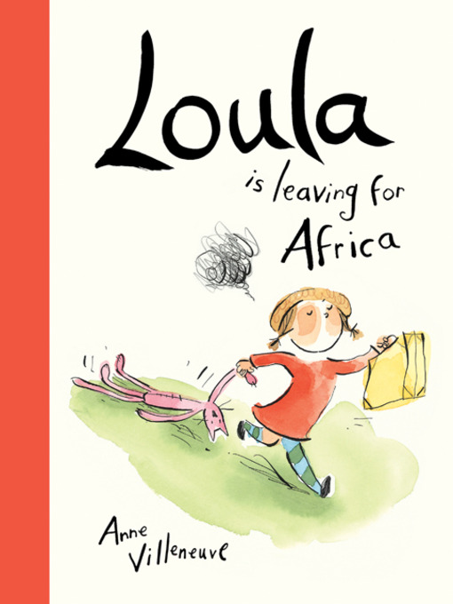 Loula Is Leaving For Africa
