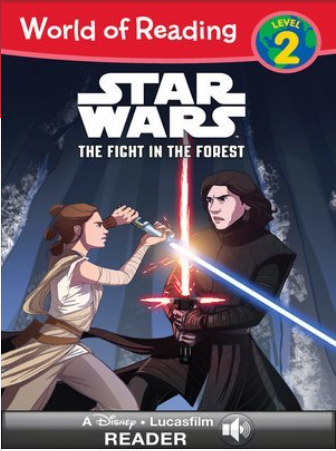 Star Wars: The Fight in the Forest