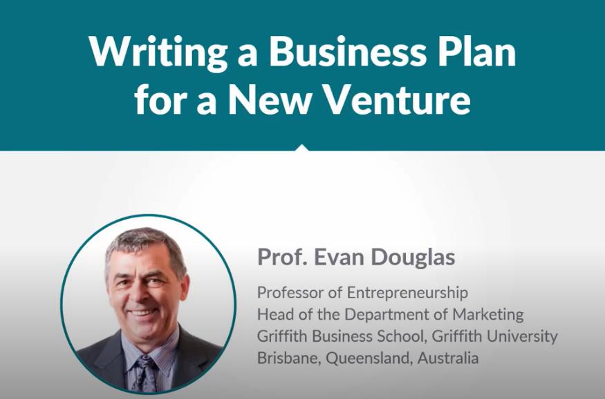 Writing a Business Plan video thumbnail