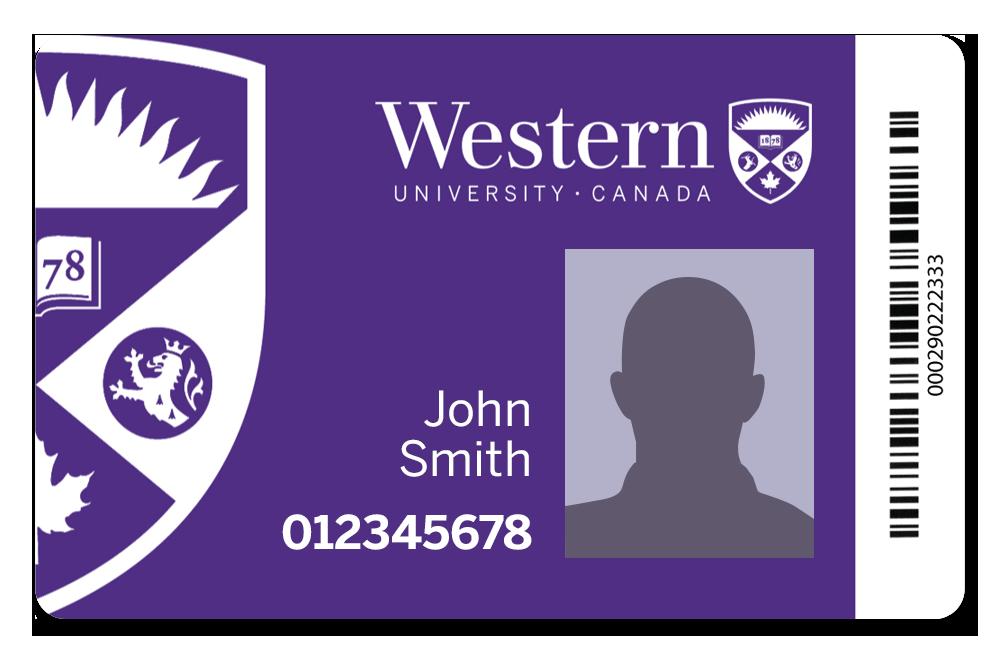 Western OneCard sample