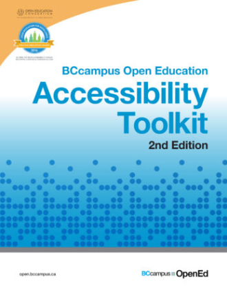 Accessibility Toolkit Cover Art