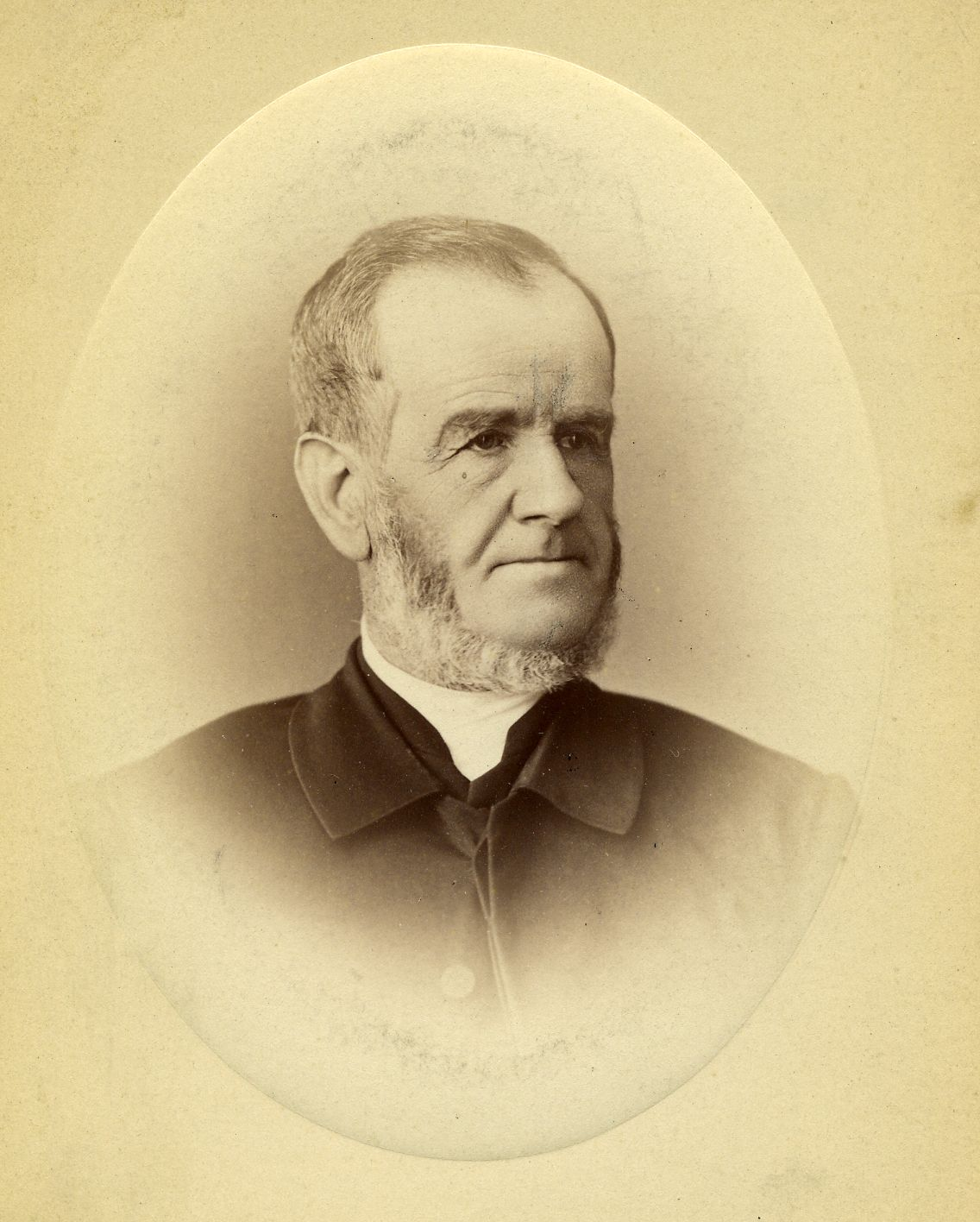 Portrait of Rev. Humphrey Pickard.