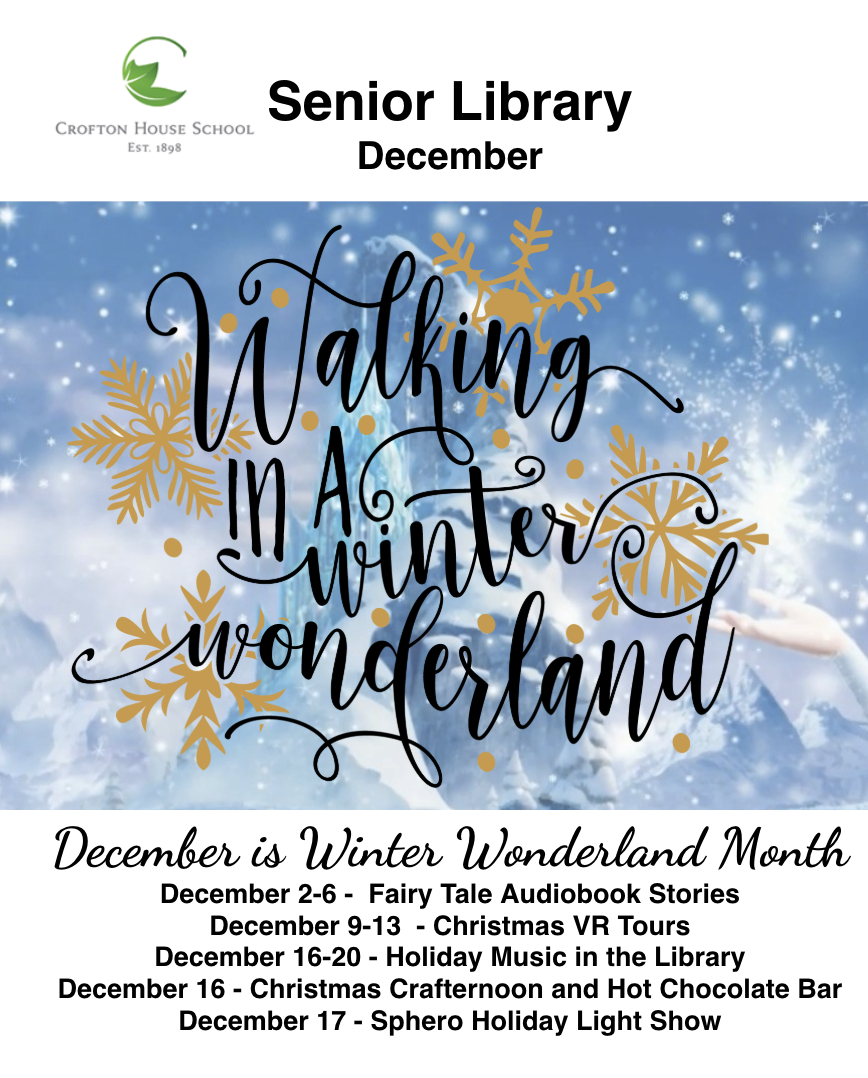 December at the Library