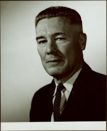 Portrait of Ray Williston