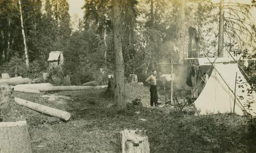 Forest Ranger Camp