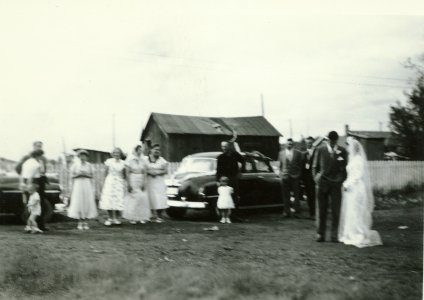 Doudiet-Richet Wedding c. 1960