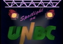 Spotlight on UNBC logo