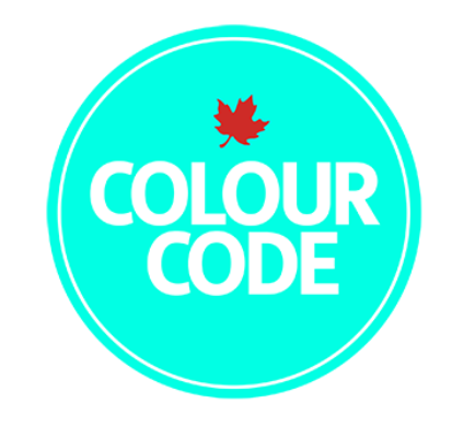 Colour Code: a Podcast about Race in Canada Logo