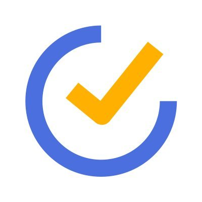 Tick Tick Logo