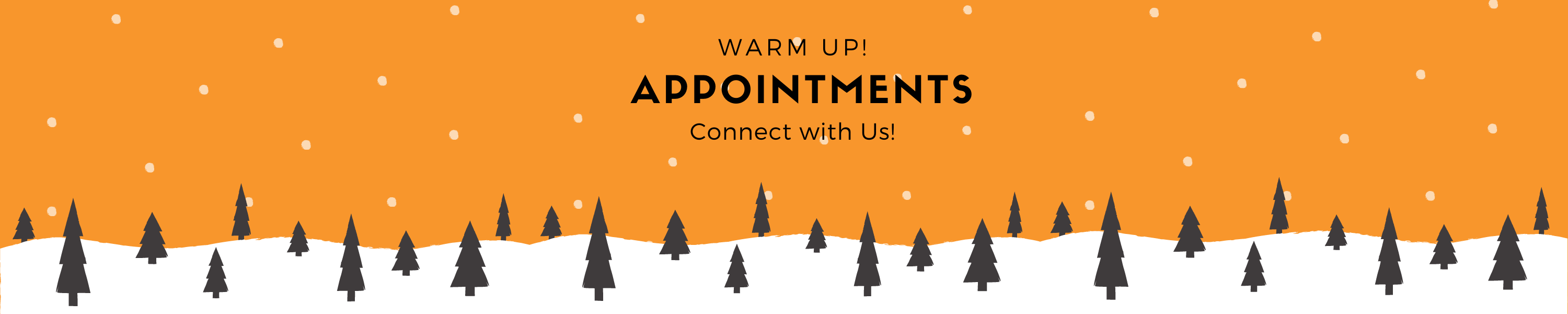 Appointments banner