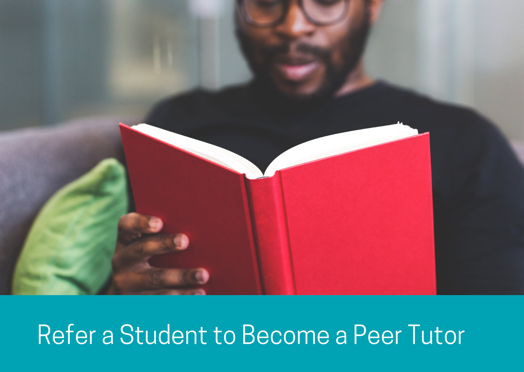 Refer a Student to Become a Peer Tutor