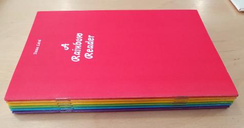 Tessa Laird's artists' book