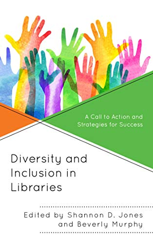 Rainbow coloured arms and hands raised on top half of cover with a orange and green triangle underneath.