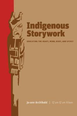 book cover: Indigenous Storywork
