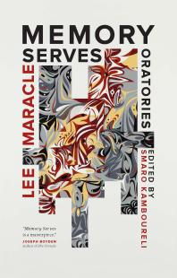 book cover: memory serves