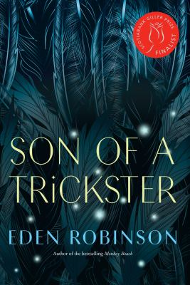 book cover: Son of a Trickster