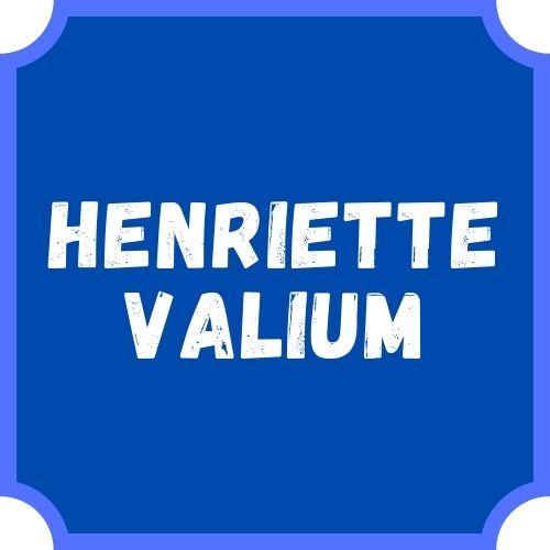 Henriette Valium