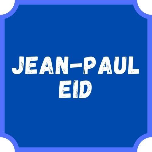 Jean-Paul Eid