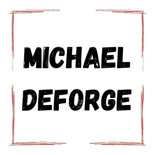 Michael DeForge