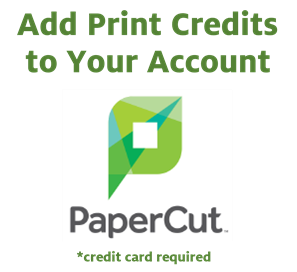 Click here to add print credits
