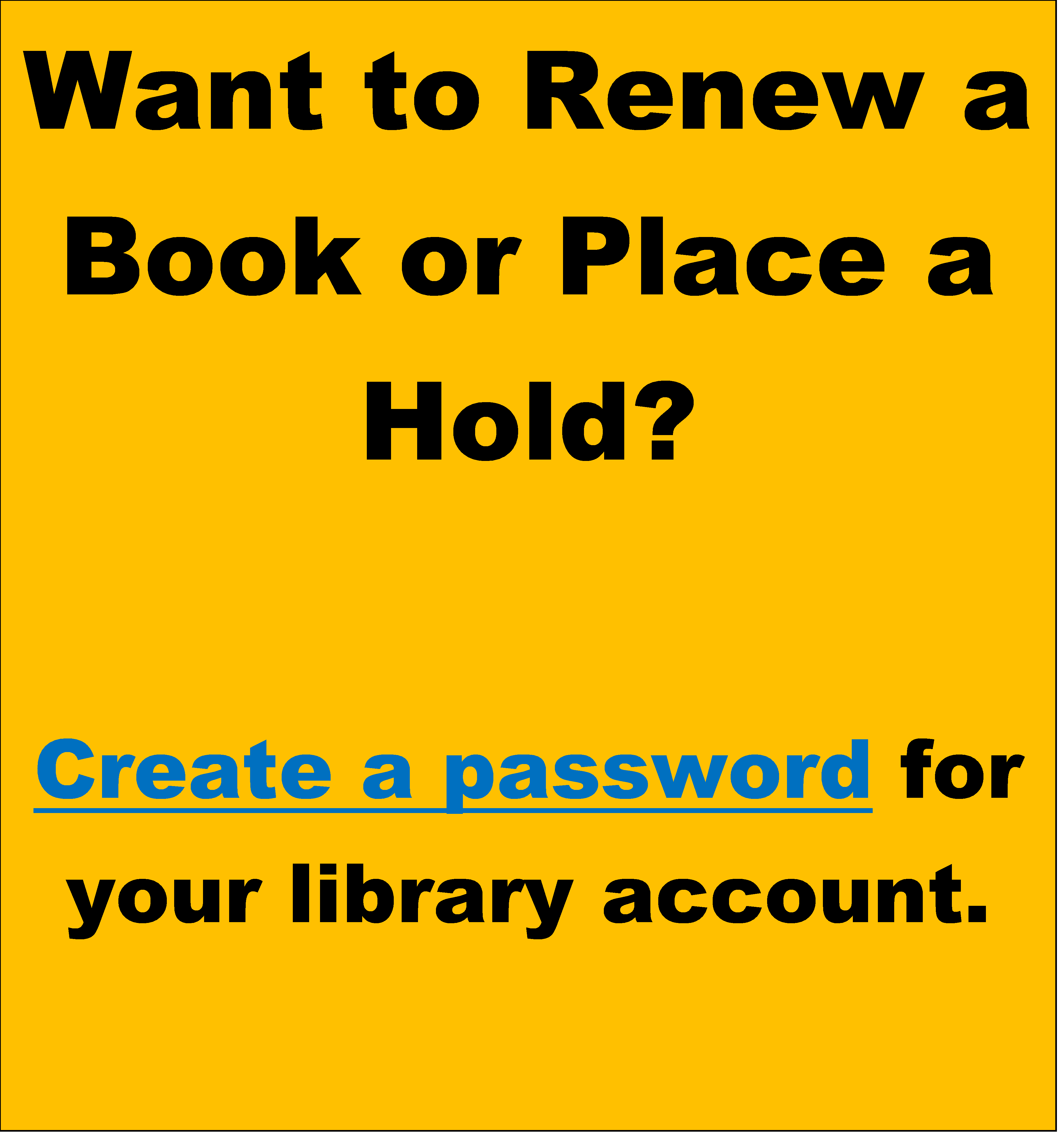 Library password