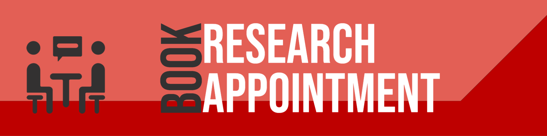 book a research appointment