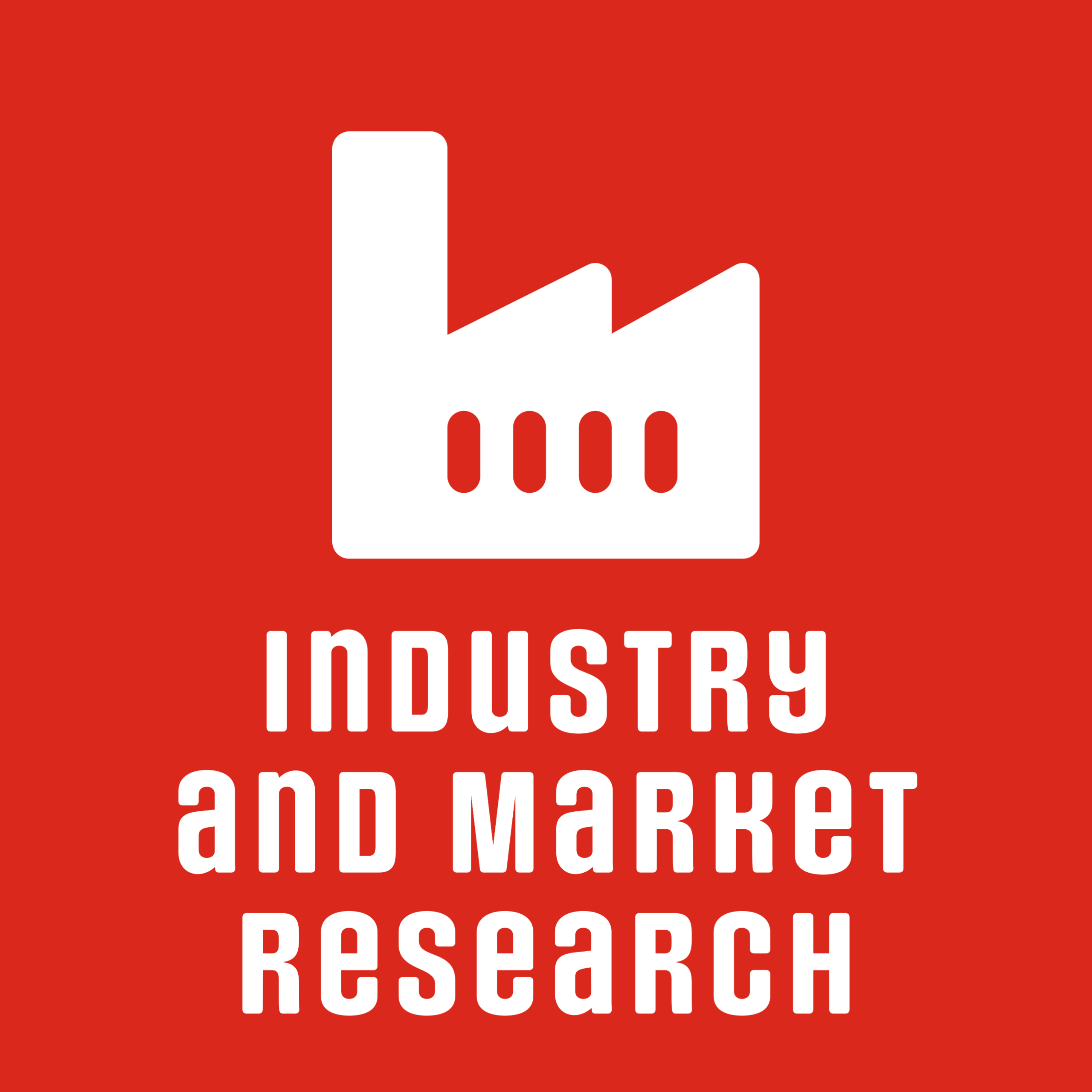Industry and market research library resources