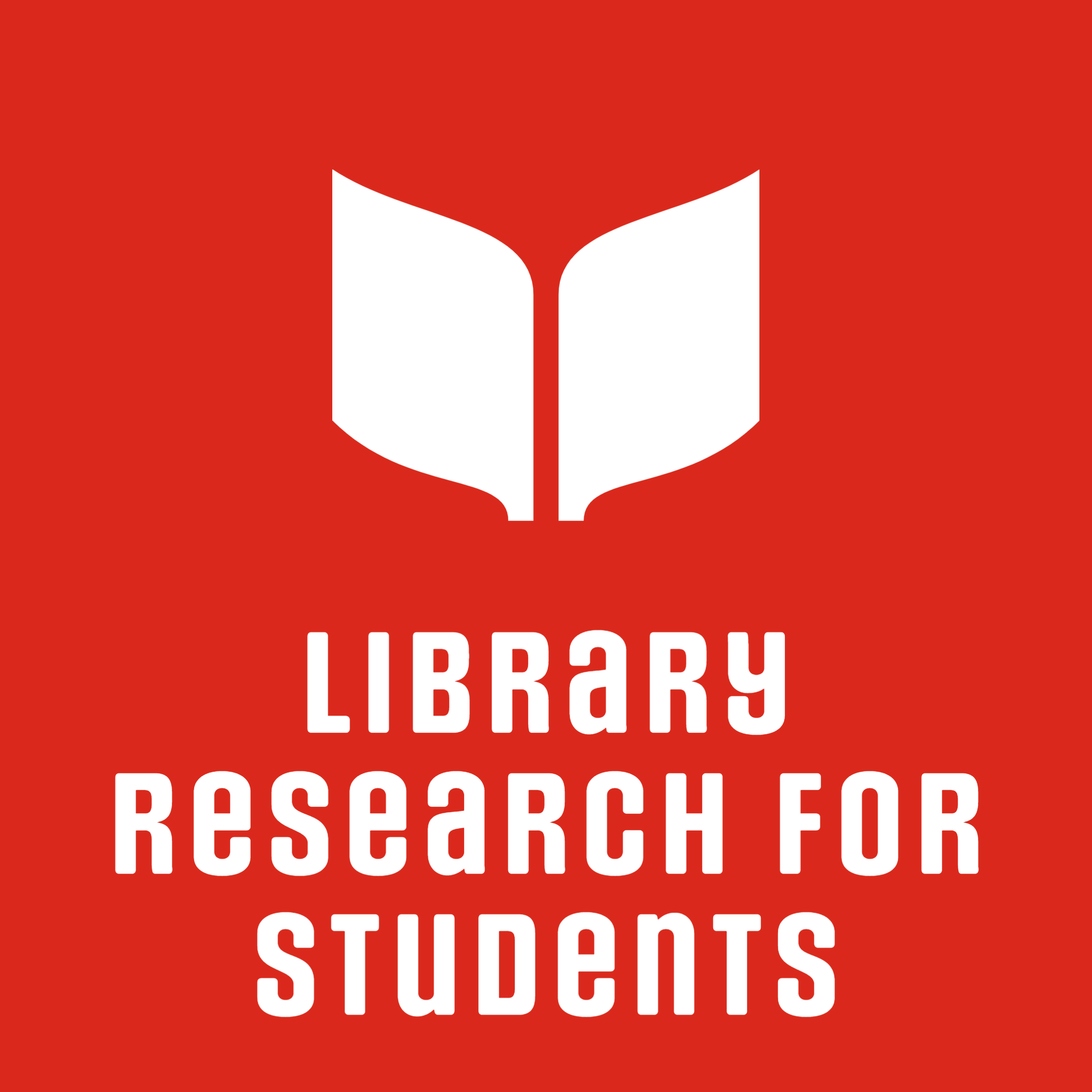 Library research for students tutorial