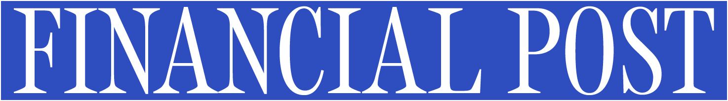 Financial Post Blue Logo