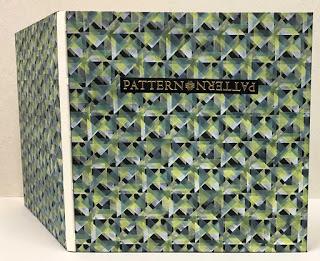 Pattern Pattern artists' book