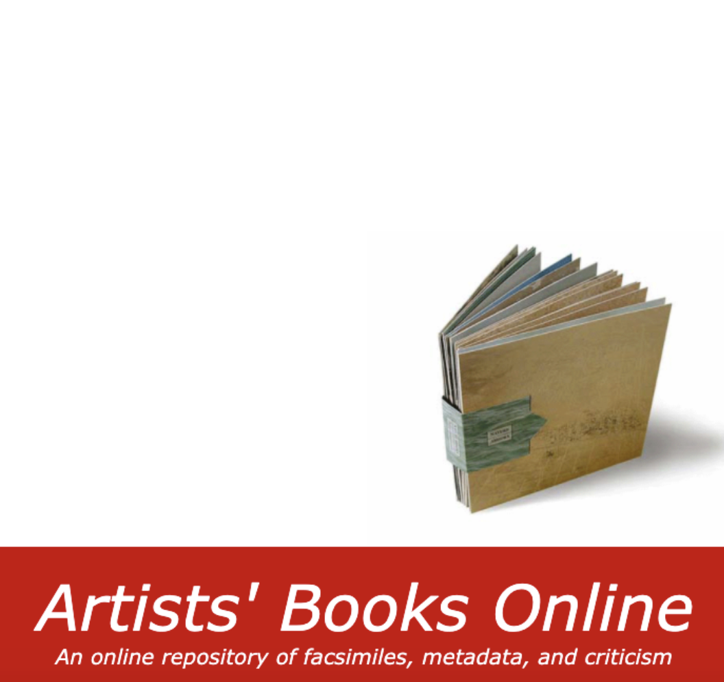 Artists Books Online logo
