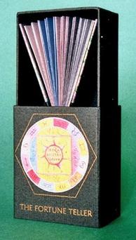 Fortune Teller artists' book