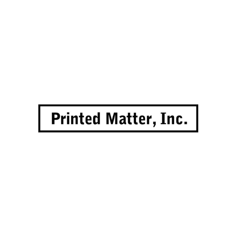 Printed Matter Inc logo