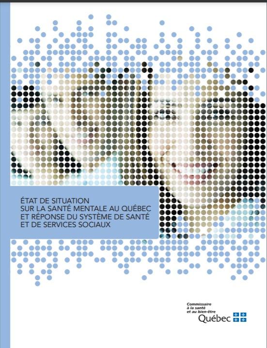 État de situation sur la santé mentale au Québec