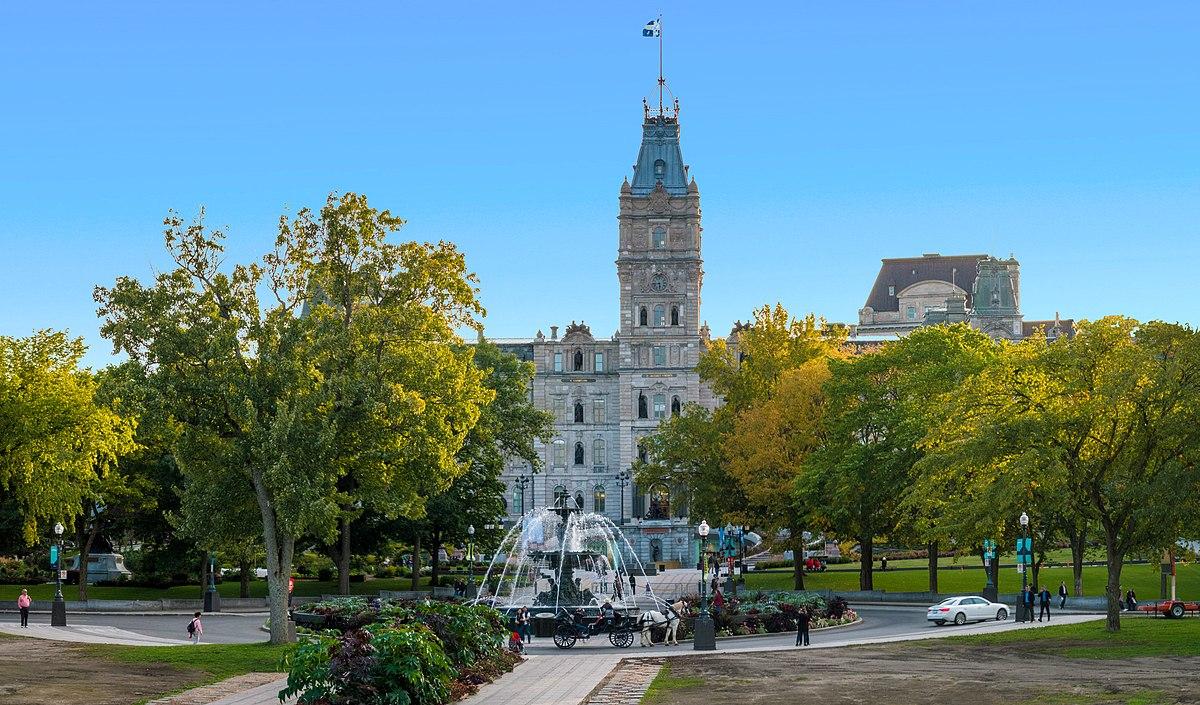 Photo de l'Assemblée nationale du Québec