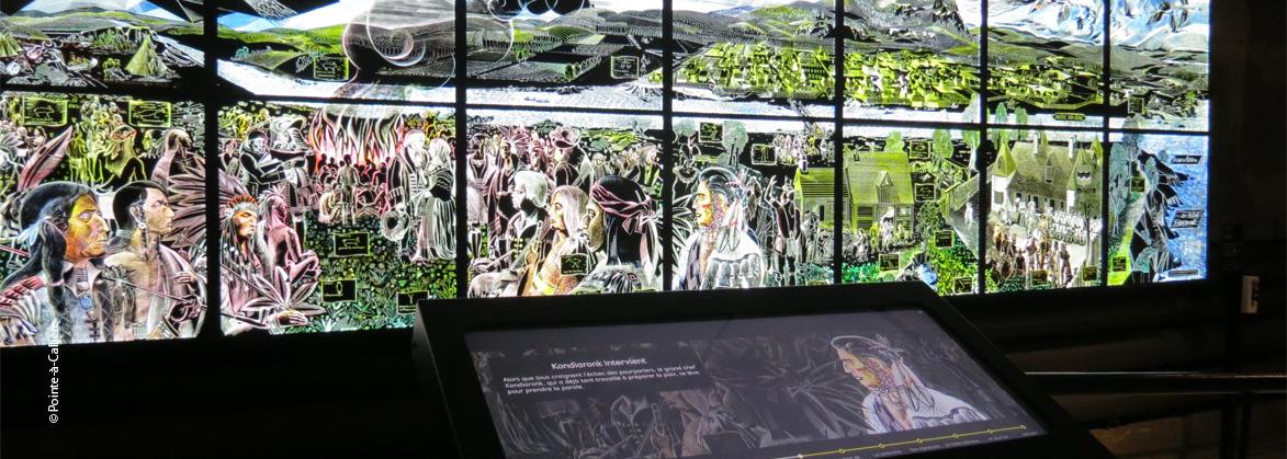 Musée Pointe-à-Callière - Premières Nations