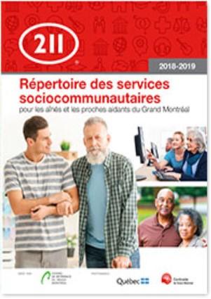 Répertoire des services sociocommunautaires pour les aînés