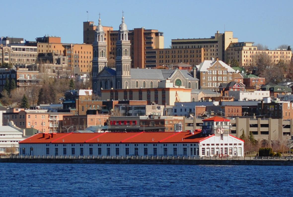 Photo de la ville de Chicoutimi - Saguenay