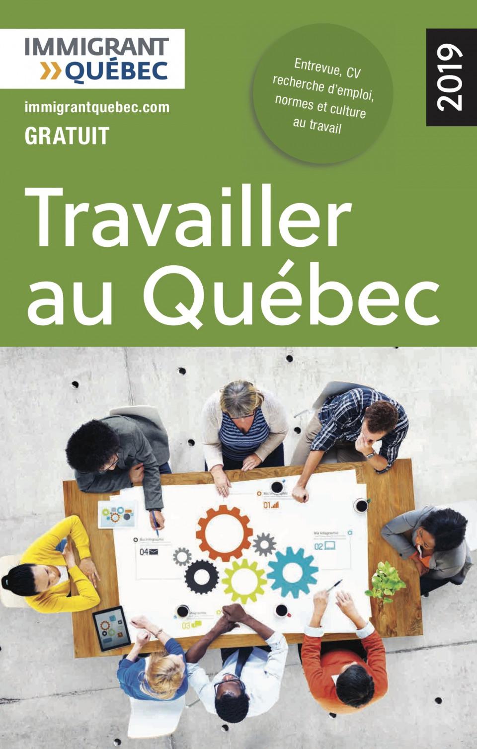 Travailler au Québec