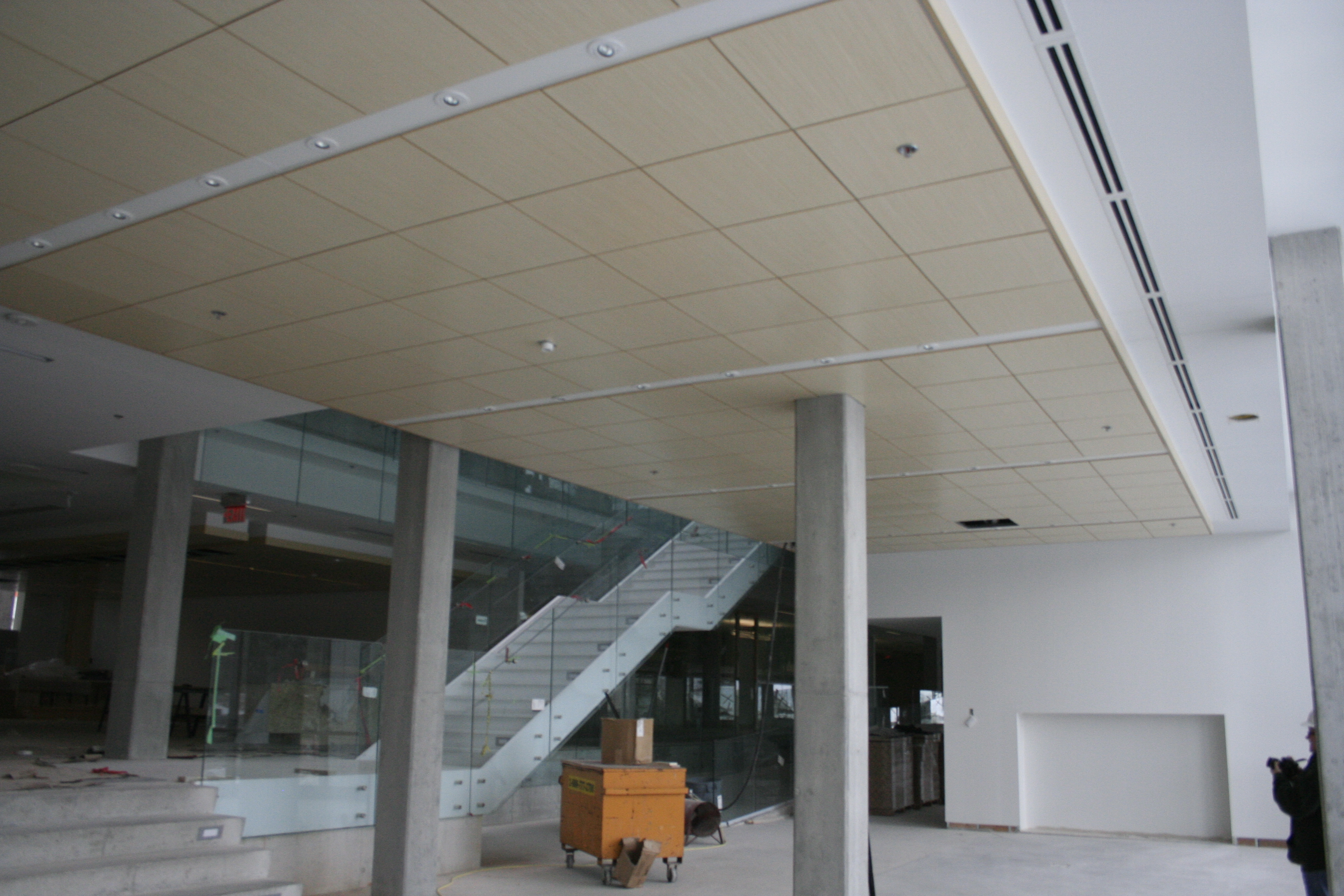 View From Main Floor Lounge