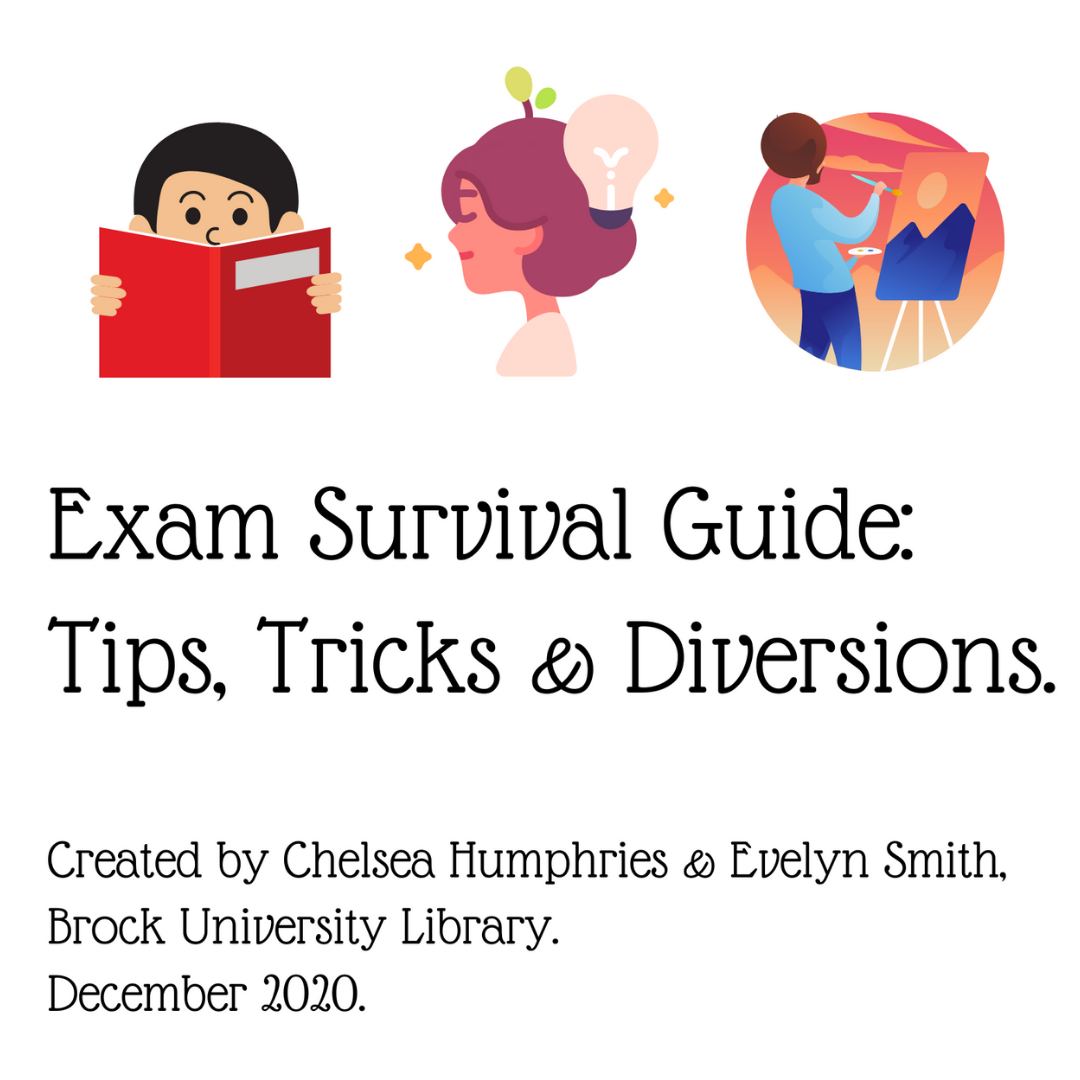 exam survival guide cover